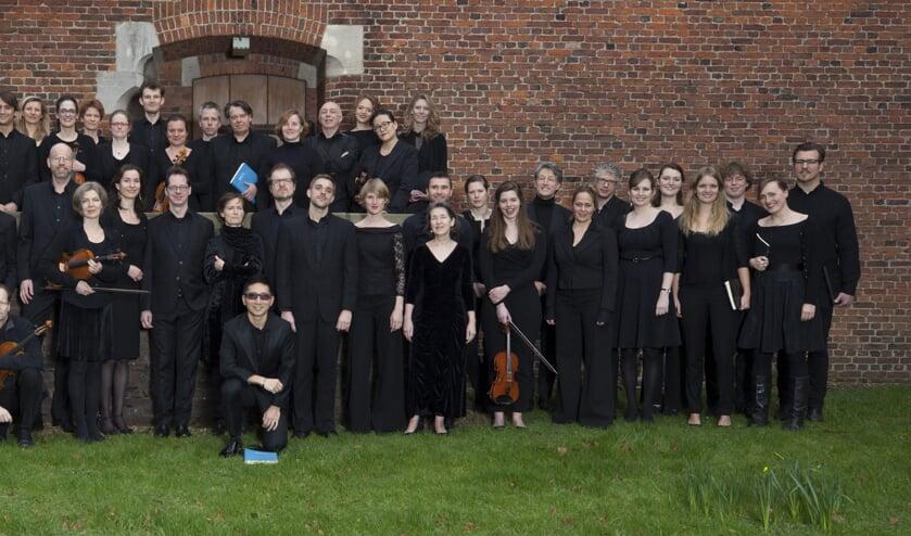 Het Back Ensemble Amsterdam geeft een kerstconcert in de Oosterkerk in Hoorn.