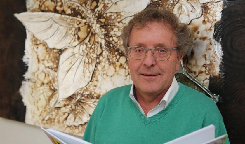 Ben Wansink is de Dorpsdichter van Langedijk.