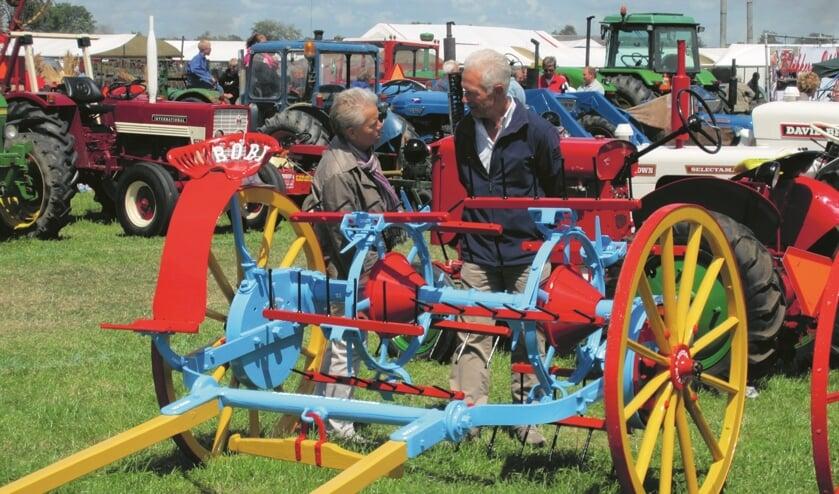Wie een historisch rijtuig heeft, kan zich inschrijven voor het Historische Festival in Hensbroek.