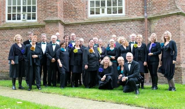 Het Hoorns Kamerkoor geeft, net als negen jaar geleden, weer een kerstconcert in het kerkje van Westerblokker.
