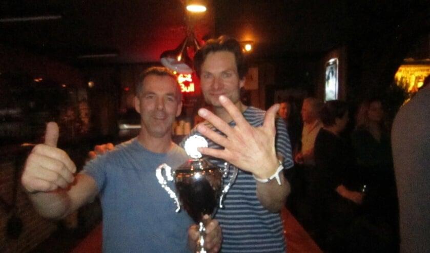 Gaan Niels van Diepen en Leon Koopman dit jaar weer met de beker ervandoor?