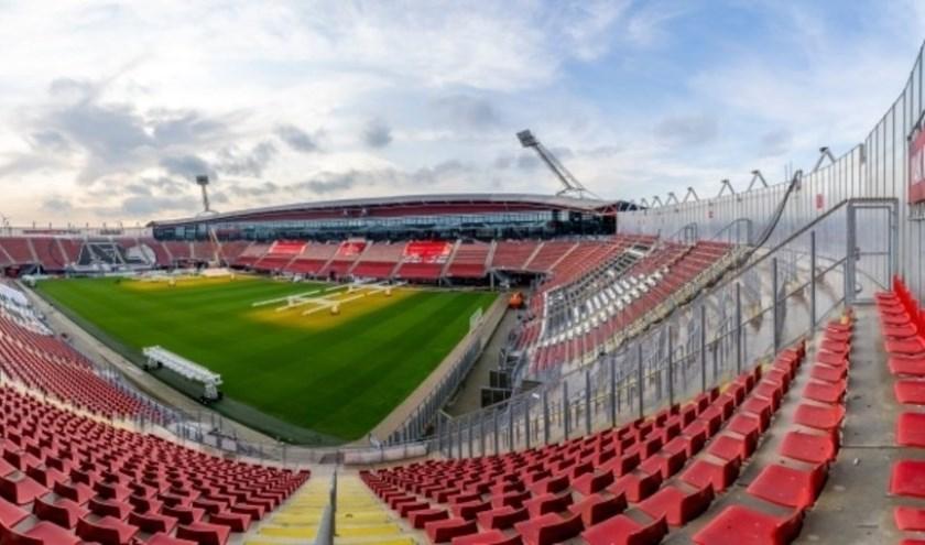 AZ speelt zondag 15 december mét publiek  in het eigen AFAS Stadion tegen Ajax.