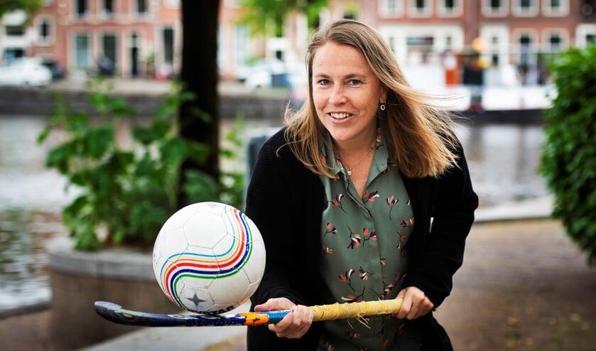 Annemarie van der Eem.