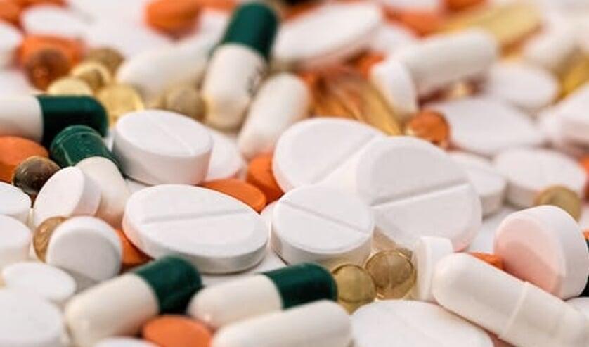 Lezing over dementie en medicijnen.