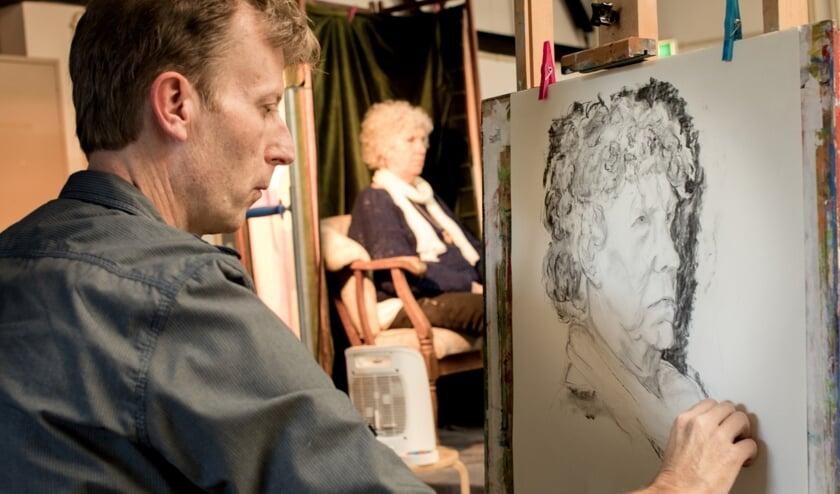 Teken mee tijdens de kick-off van de online competitie van Project Rembrandt.