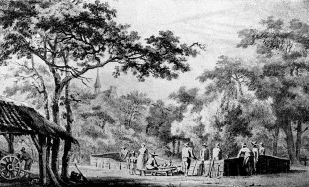 <p>De kolfsport wordt al sinds de dertiende eeuw beoefend.</p> (Foto: aangeleverd) © rodi
