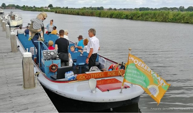 De Broekervaart gaat ook dit voorjaar weer varen.