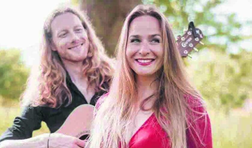 Anna Ågren en Roel Dullaart vormen samen De Andersons.