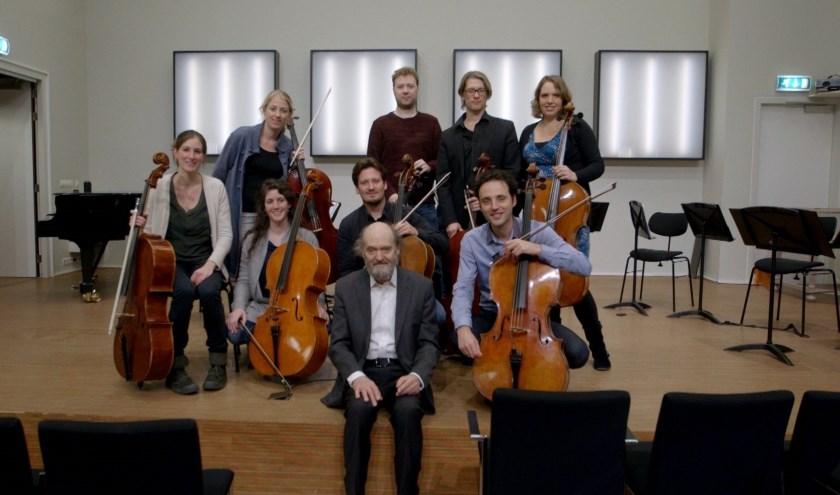 Een bijzondere combinatie van Arvo Pärt en het Cello Octet Amsterdam, te beleven in Bergen.