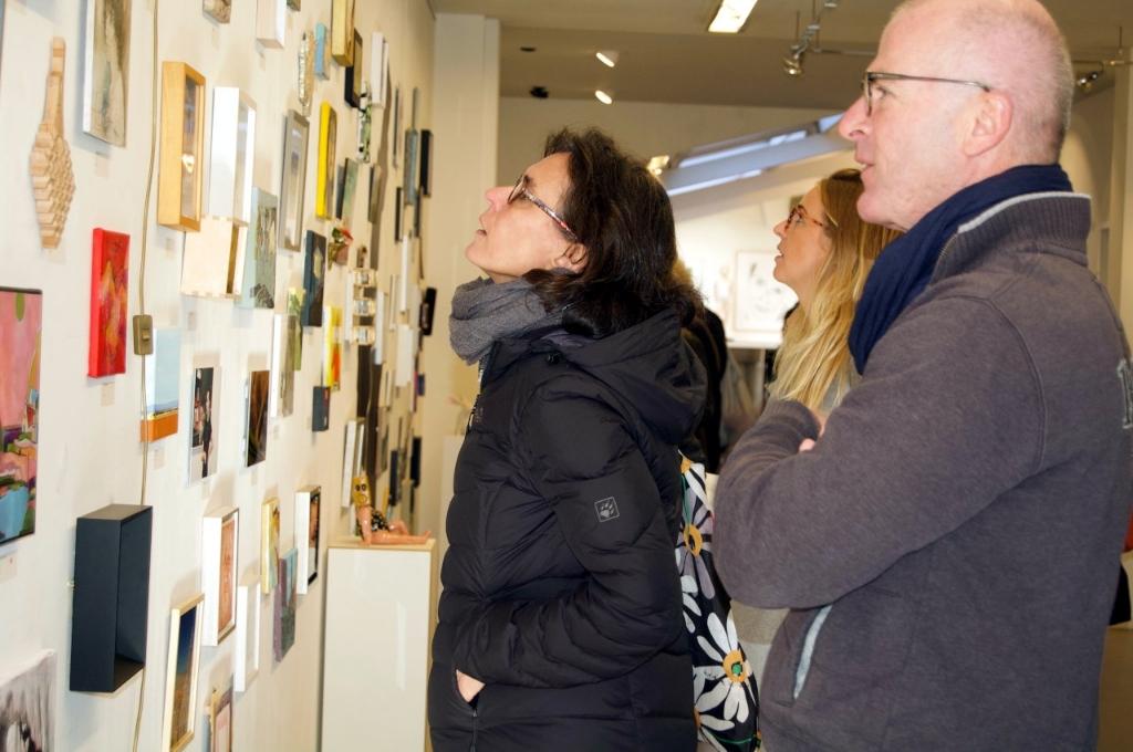 <p>Kunst kijken in Haarlem, dit jaar alles met gepaste afstand.&nbsp;</p> ((Foto: aangeleverd)) © rodi