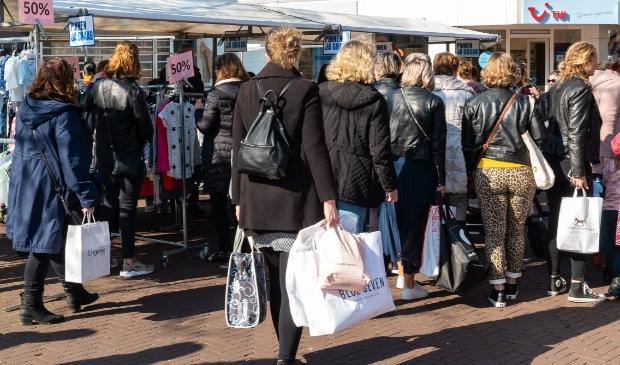 Nu het winkelen voorlopig niet meer mogelijk is, ledigt Daadkracht de nood op de website van Purmerend Winkelstad.