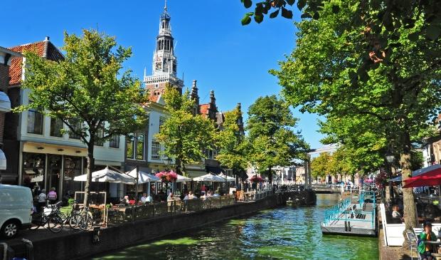 <p>OPA wil duidelijke bebording voor het historische centrum van Alkmaar.</p>