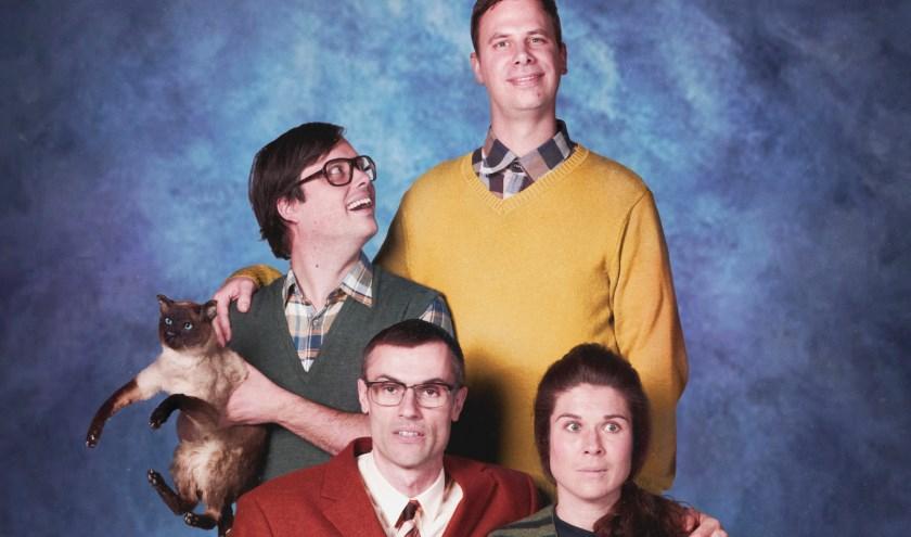 De cast van Droeftoeters.