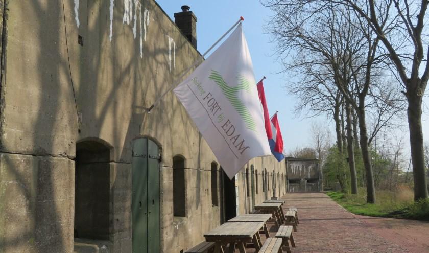 Breng een bezoekje aan het Fort bij Edam.