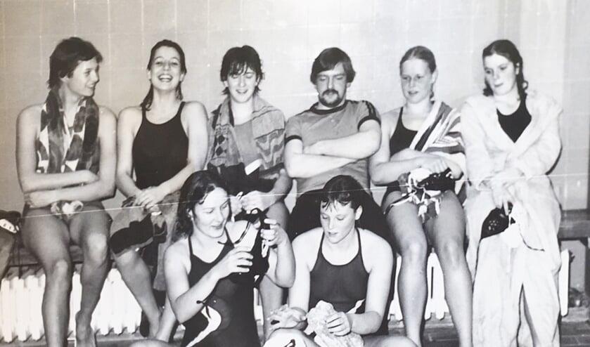 Er is veel gebeurd in vijftig jaar Zwem- en polovereniging De Reuring.