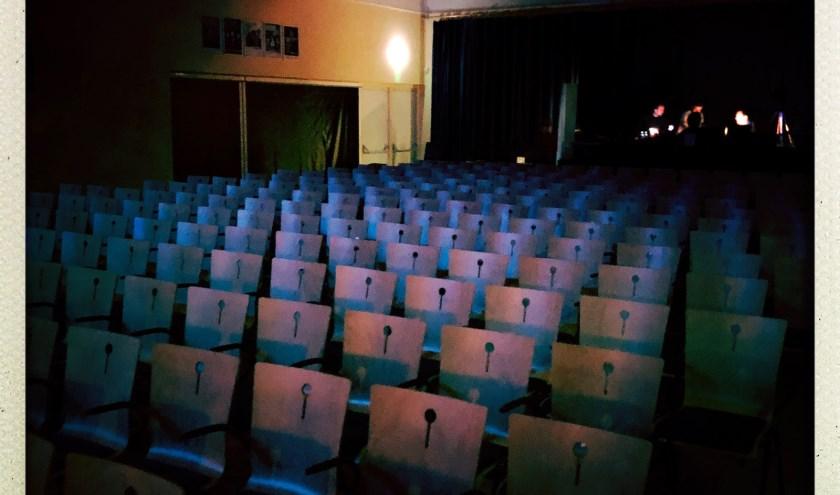 Het BON-theater in Medemblik.