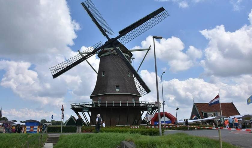 Het molenseizoen begint 14 april goed bij De Hoop in Wervershoof.