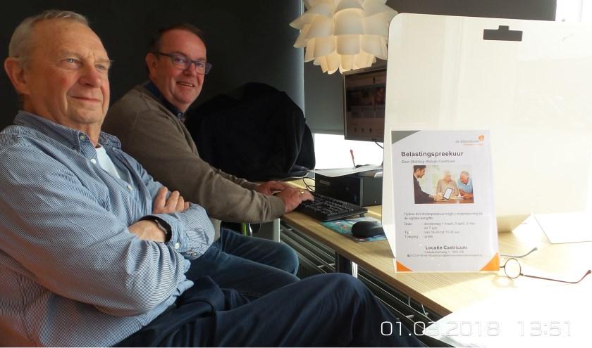 Op 25 april bieden de getrainde vrijwilligers van Welzijn Castricum nog een keer ondersteuning.