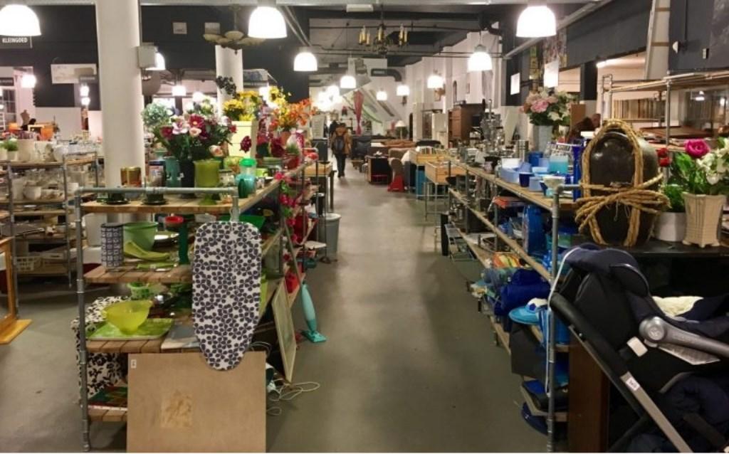 Een overview van de winkel in de Zijlstraat. (Foto: PR) © rodi