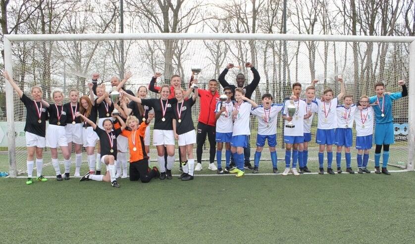 De Kroosduiker en Het Baken zijn kampioen!