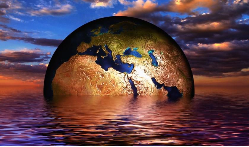 Het klimaat betreft de hele wereldbol.