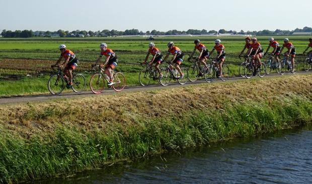 Met een duidelijke routebeschrijving of gps-bestanden komen de fietsers op de mooiste plekjes.