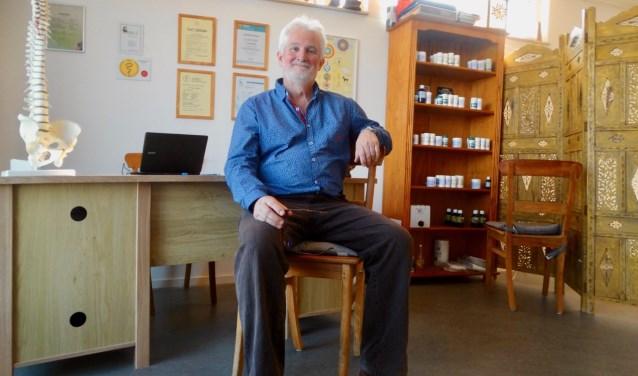 Ayurvedic practitioner Peter de Goede.