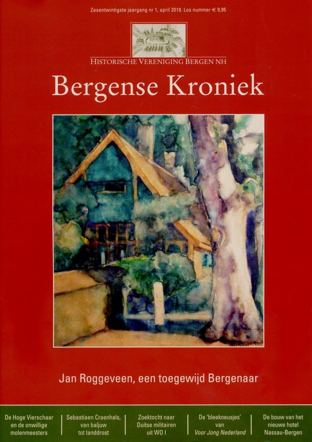 De Bergense Kroniek. (Foto: Artmaster/Peter Homan) © rodi