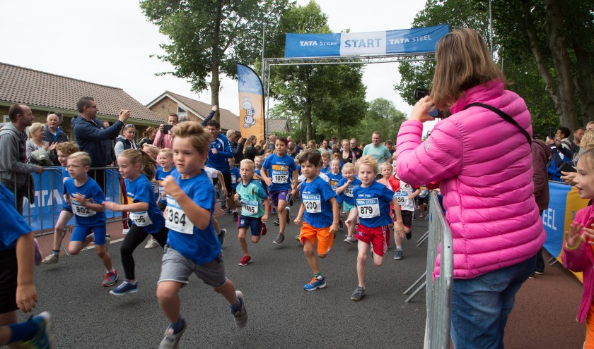 De Tata – Kids of Steel Run in 2018.