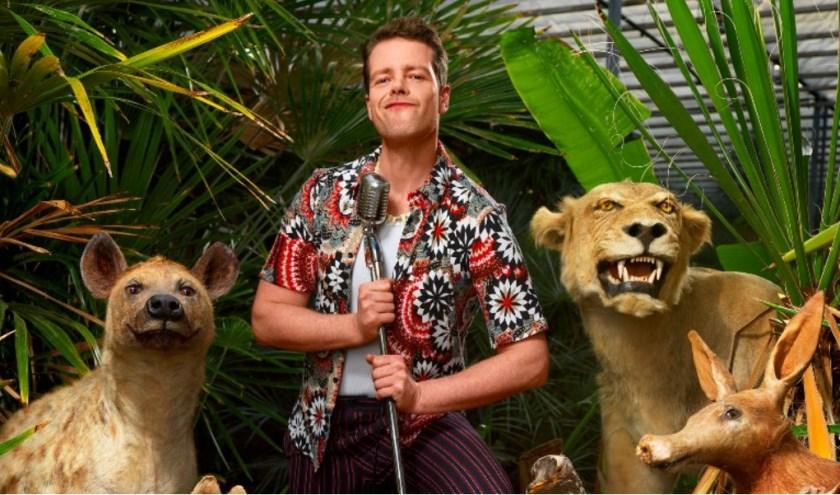 Martijn Koning bespreekt dieren in alle soorten en maten in zijn nieuwste show.