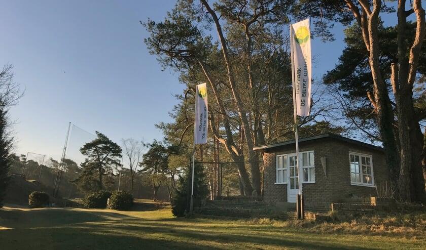 Golfpark De Biltse Duinen, sinds eind vorig jaar eigendom van Arnoud de Jager en Jan Kuenen.