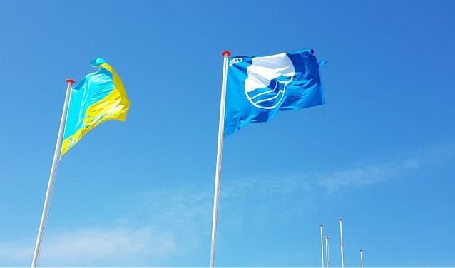 De stranden van gemeente Schagen hebben de Blauwe Vlag weer binnen.