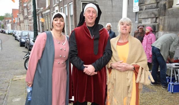 Burgemeester Van zuijlen dit jaar niet in kostuum op 21 mei.