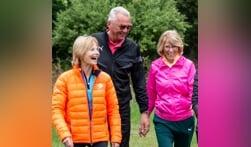 Sporten in de buitenlucht; gezellig en gezond