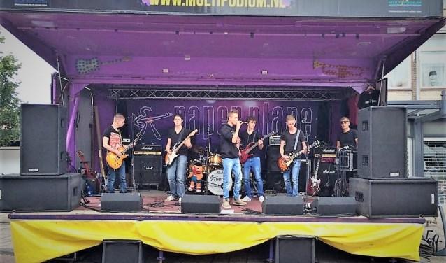 Bands kunnen zich alvast opgeven voor op de Cultuurmarkt op 18 mei.