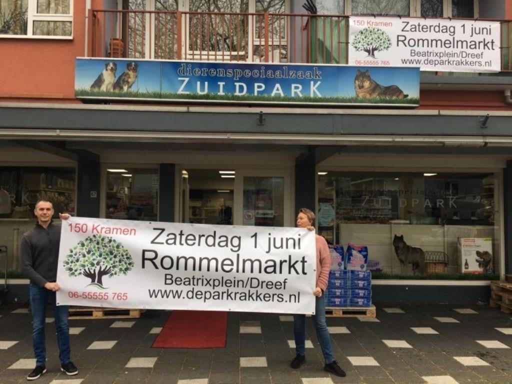 Kom morgen ook langs op de gezellige jaarmarkt van de Parkrakkers. (Foto: PR) © rodi