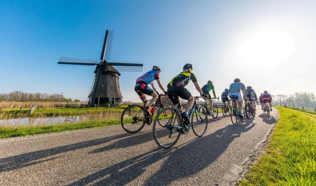 Alkmaar in de ban van EK Wielrennen.