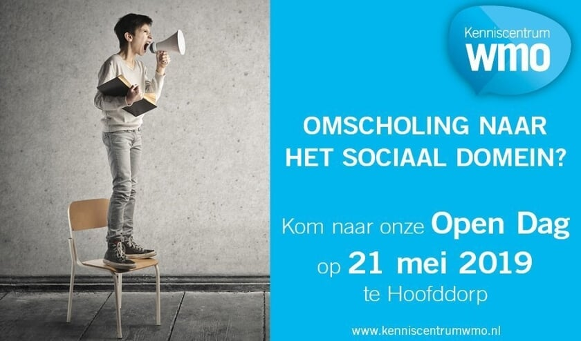 In Hoofddorp is de eerste open dag van Kenniscentrum WMO.