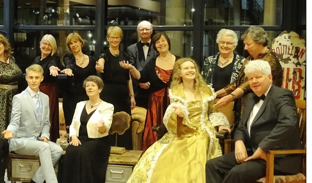 Muziek Theater La Scala Nobile.