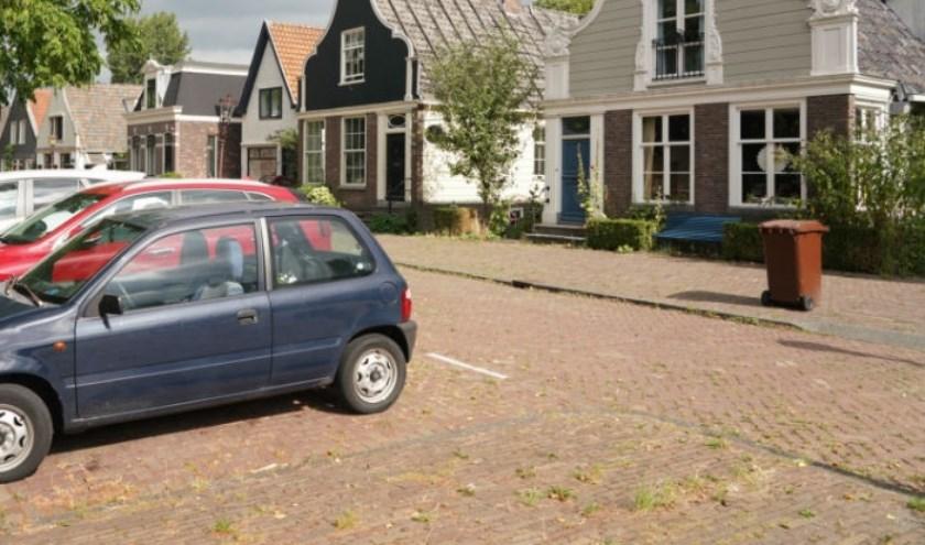 Onderzoek naar parkeersituaties in stadsdeel Noord.
