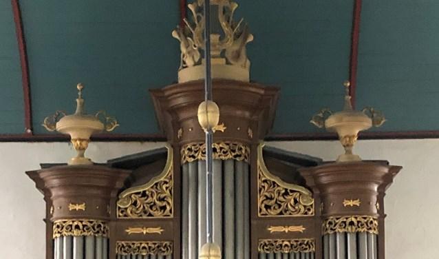 Originele Flaes & Brünjes-orgel (1863)