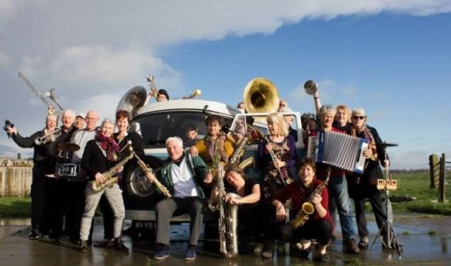 Het Haarlems Straatorkest.