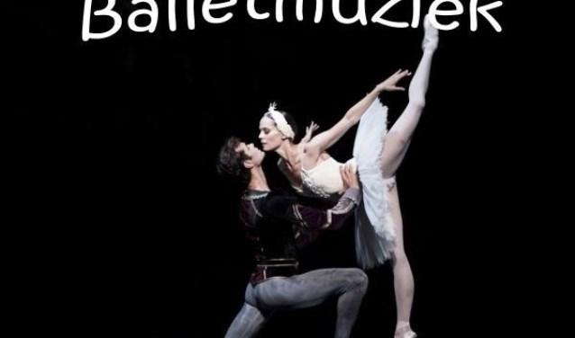 Lezing over balletmuziek in bieb.