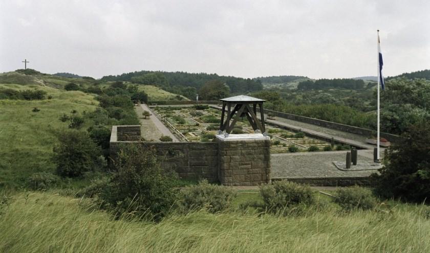 De Eerebegraafplaats in Overveen.
