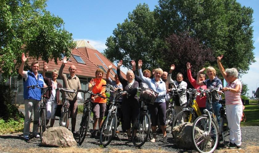 Fietsen en wandelen met een deskundige gids, het kan deze zomer n Langedijk.