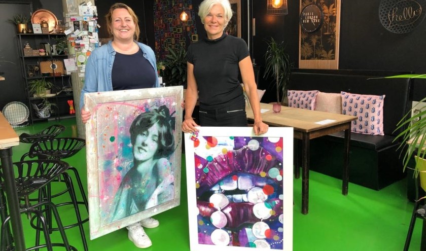 ylvia Schrama & Nicole de Vries.