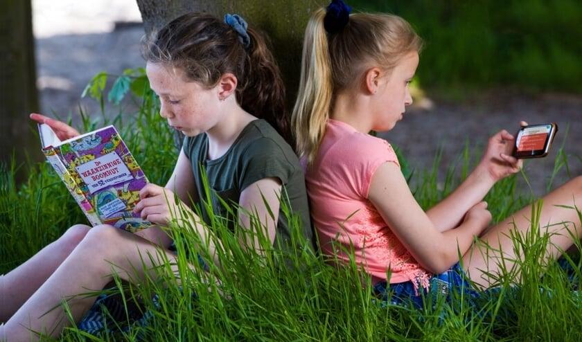 Na afronding van de Pelle op Reis app hebben kinderen van 8-11 jaar 10.000 woorden gelezen
