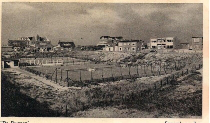 Het eerste badgastentoernooi werd al gespeeld in 1955.
