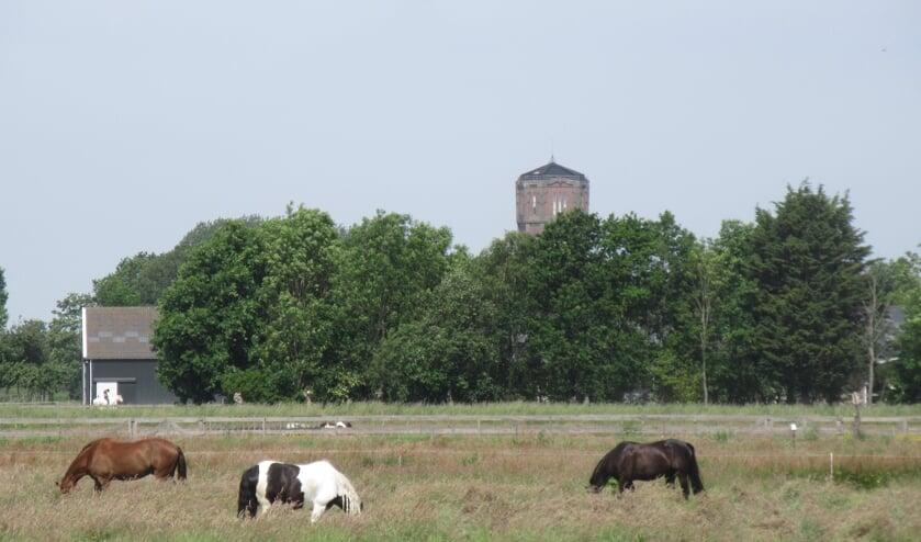 Het dorp ligt er normaal gesproken vredig bij. Op 15 juni zal dat anders zijn.