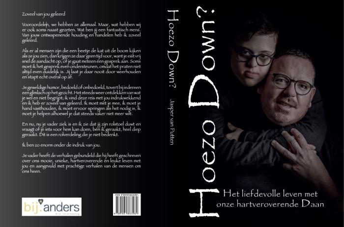 Cover boek Hoezo Down?
